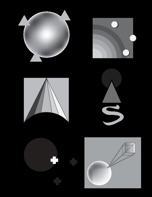 Digital Sketches for my CSA Logo Concept